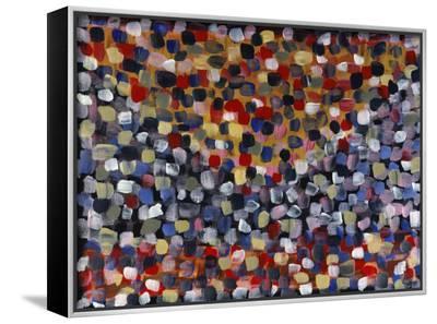 Abstract No.20-Diana Ong-Framed Canvas Print