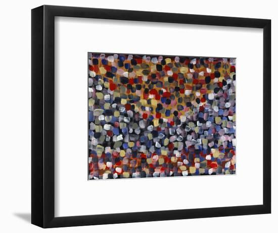 Abstract No.20-Diana Ong-Framed Premium Giclee Print