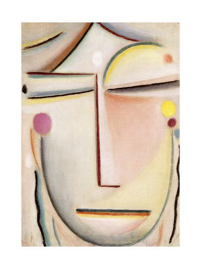Abstract of a Head: Morning Light, C.1920-Alexej Von Jawlensky-Giclee Print