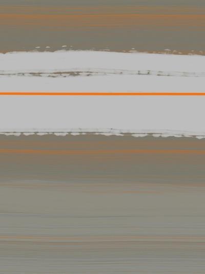 Abstract Orange 4-NaxArt-Art Print