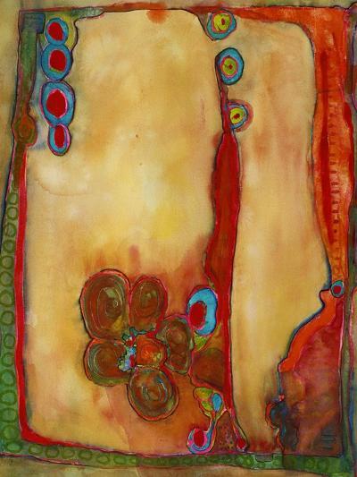 Abstract Original Art Contemporary Print-Blenda Tyvoll-Art Print