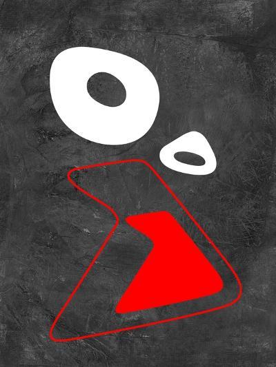 Abstract Oval Shape 6-NaxArt-Art Print