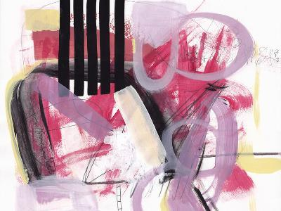 Abstract Painting 140103-Jaime Derringer-Giclee Print