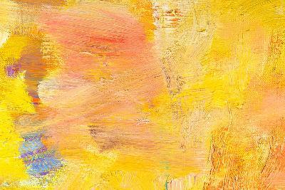 Abstract Painting Fragment-Suchota-Art Print