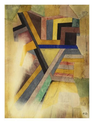 Abstract Painting-Paul Klee-Art Print