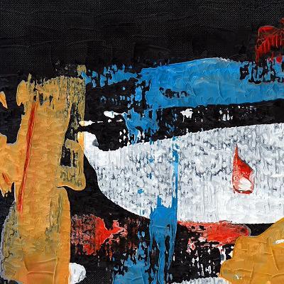 Abstract Painting-Andriy Zholudyev-Art Print