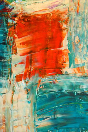 Abstract Painting-selanik-Art Print