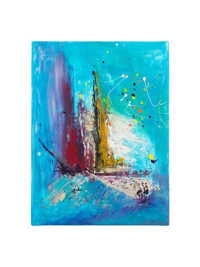 Abstract Painting- kaycco-Art Print
