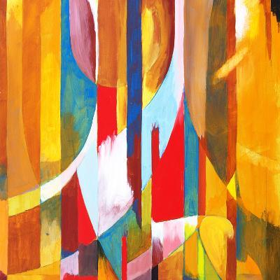 Abstract Painting-clivewa-Photographic Print
