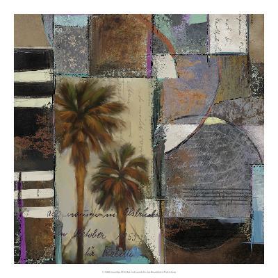 Abstract Palms I-Rick Novak-Art Print