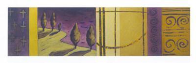 Abstract Panoramic II--Art Print