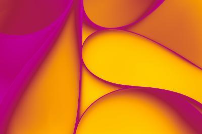 Abstract Paper Background-Comaniciu Dan-Photographic Print