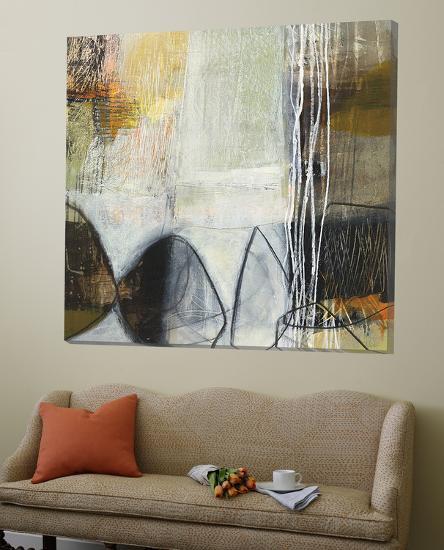 Abstract Pebble I-Jane Davies-Loft Art