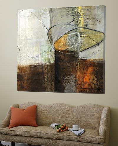 Abstract Pebble IV-Jane Davies-Loft Art
