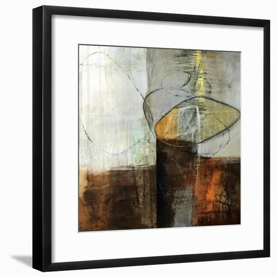 Abstract Pebble IV-Davies Jane-Framed Premium Giclee Print