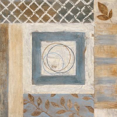 Abstract Plan I-Eugene Tava-Art Print