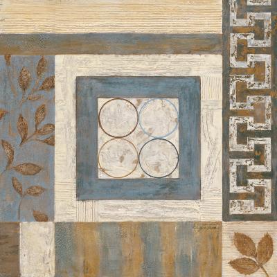 Abstract Plan II-Eugene Tava-Art Print