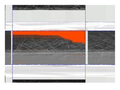 Abstract Planes-NaxArt-Art Print