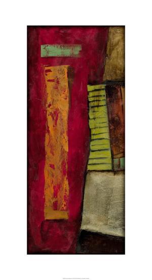 Abstract Playground I-Jennifer Goldberger-Limited Edition