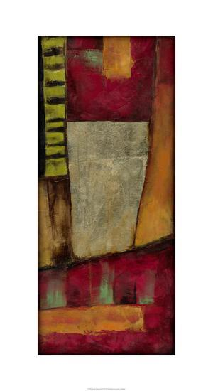 Abstract Playground II-Jennifer Goldberger-Limited Edition