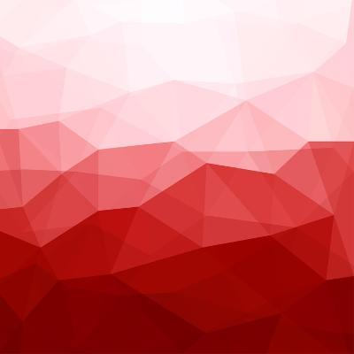 Abstract Red Background-epic44-Art Print