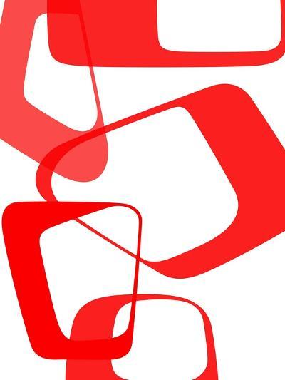 Abstract Rings 3-NaxArt-Art Print