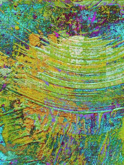 Abstract Ripple I-Ricki Mountain-Art Print