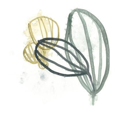 Abstract Sea Fan I-June Vess-Art Print