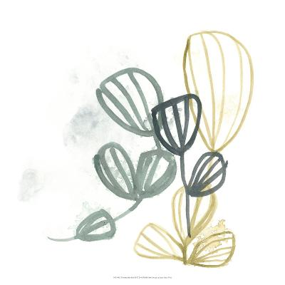 Abstract Sea Fan III-June Erica Vess-Giclee Print
