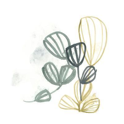 Abstract Sea Fan III-June Vess-Art Print