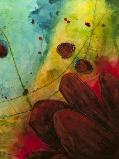 Abstract Series No. 13 II-Marabeth Quin-Art Print