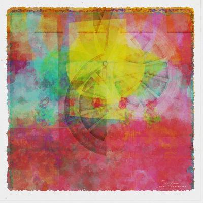 Abstract Soft Smooth 01-Joost Hogervorst-Art Print