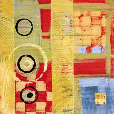 Abstract Story I-Maceira-Art Print
