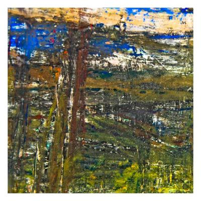 Abstract Stripes, no. 13-Jean-Fran?ois Dupuis-Art Print