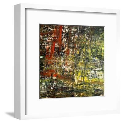 Abstract Stripes, no. 6-Jean-François Dupuis-Framed Art Print