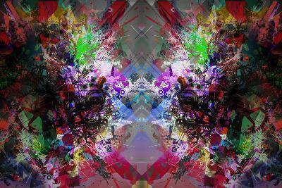 Abstract Symmetry-reznik_val-Art Print