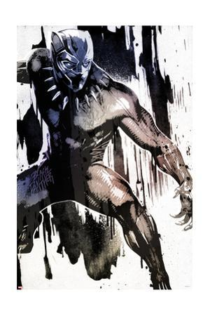 Abstract T'Challa