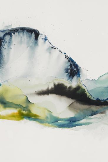 Abstract Terrain III-Sisa Jasper-Premium Giclee Print