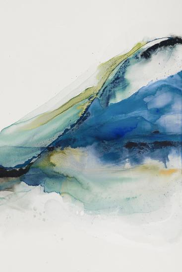 Abstract Terrain IV-Sisa Jasper-Premium Giclee Print