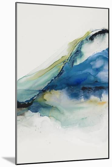 Abstract Terrain IV-Sisa Jasper-Mounted Premium Giclee Print