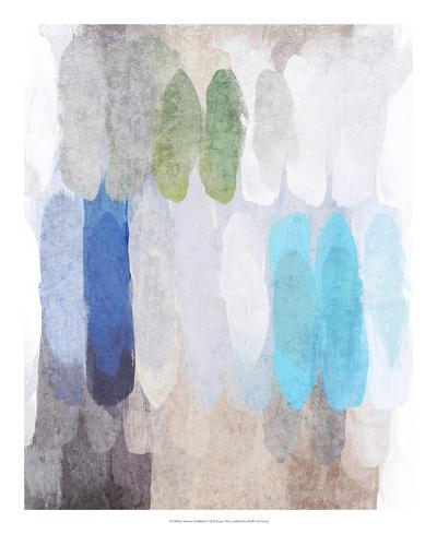 Abstract the Blues I-Irena Orlov-Art Print