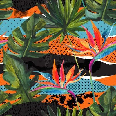 https://imgc.artprintimages.com/img/print/abstract-tropical-summer-pattern-watercolor-exotic-flower-monstera-and-palm-leaves_u-l-q1bymx70.jpg?p=0