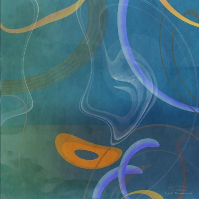 Abstract Twirl 04-Joost Hogervorst-Art Print