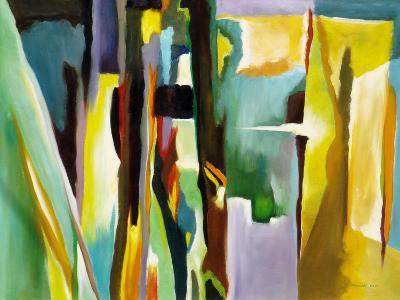 Abstract Variation-Hyunah Kim-Art Print