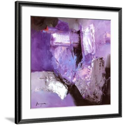 Abstract Variations IX-Pascal Magis-Framed Art Print