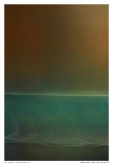 Abstract Vibe III-Jean-Fran?ois Dupuis-Art Print