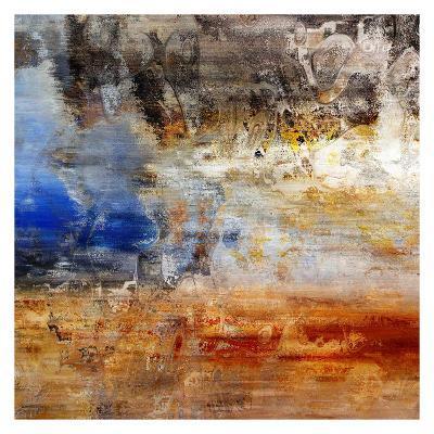 Abstract Vibration 3-Jean-Fran?ois Dupuis-Art Print