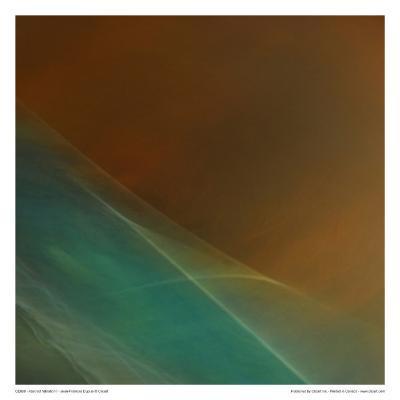 Abstract Vibration I-Jean-Fran?ois Dupuis-Art Print