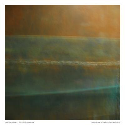 Abstract Vibration V-Jean-Fran?ois Dupuis-Art Print