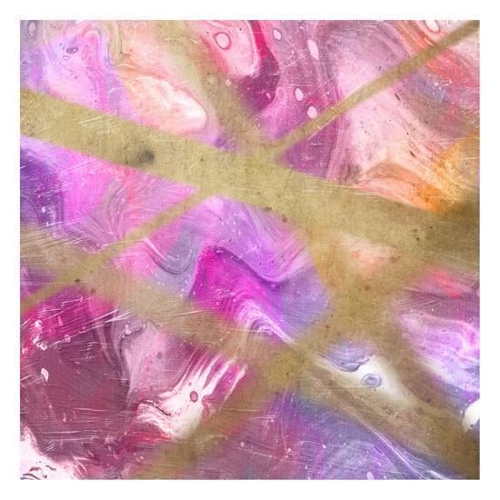 Abstract Vibration-Sheldon Lewis-Art Print
